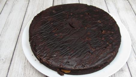 Очень вкусный Шоколадный Торт Сникерс ☆ Готовится без духовки, просто и быстро!