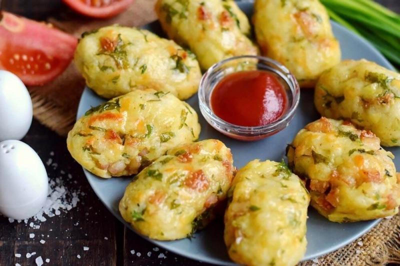 Отказались с мужем от жареного и тушеного картофеля. Теперь готовлю только так! Потрясающий обед и ужин
