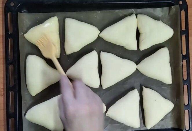 Пирожки-треугольнички