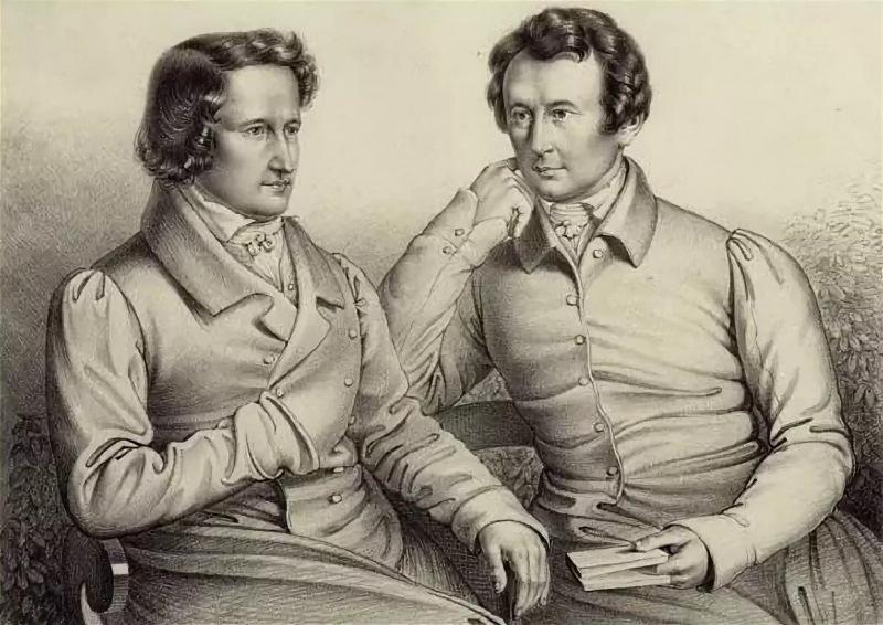 Почему братья Гримм и Шарль Перро писали одни и те же сказки?