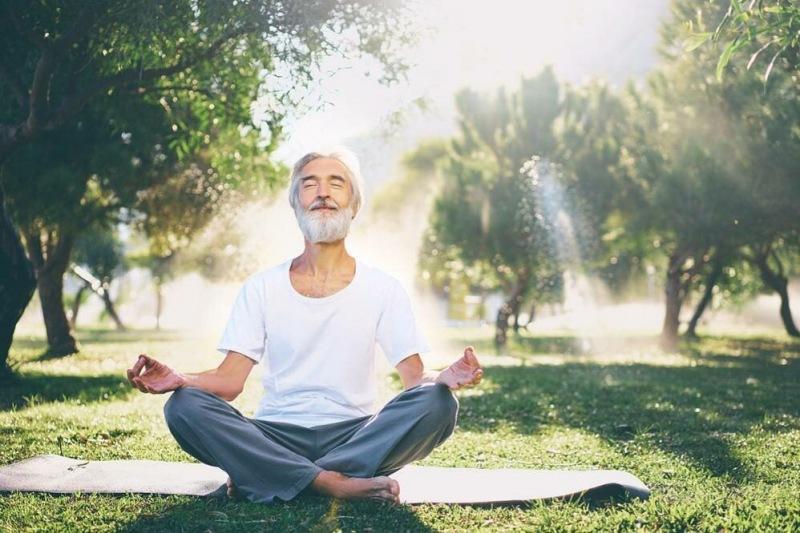Самая простая медитация : всего 5 минут в день