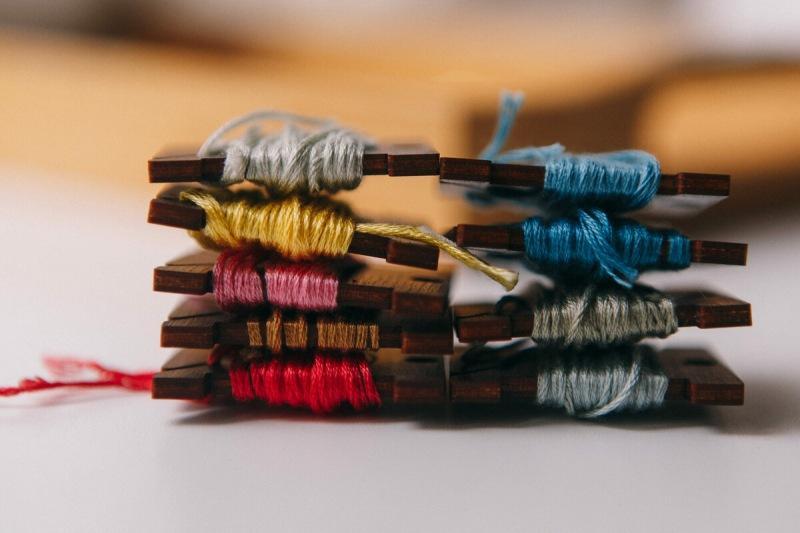 Словарь вышивальщицы. Мулине
