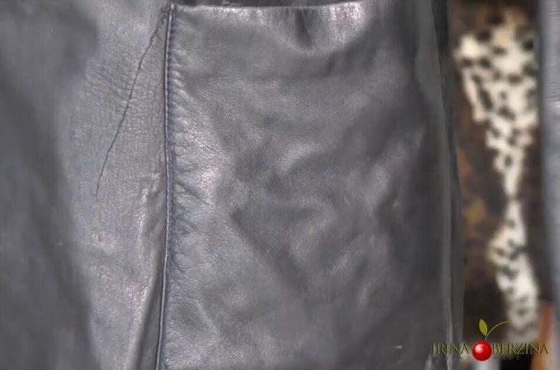 Стоит ли выбрасывать кожаную одежду или ее все-таки можно перешить?