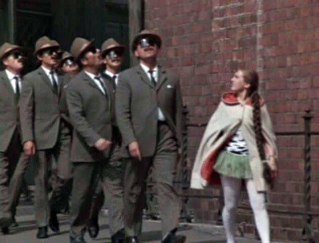 В тридевятом царстве... (1970)