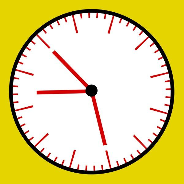 Задача на логику, которую я даю на собеседованиях. Сколько времени на часах?