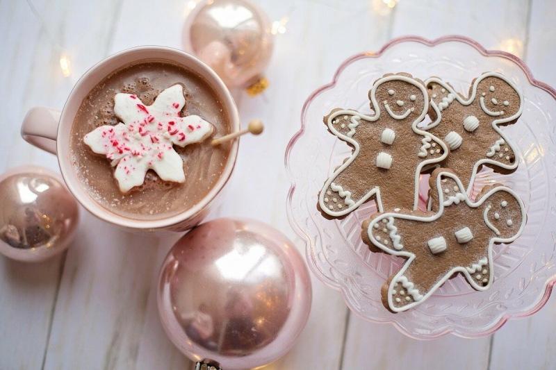 """""""Имбирное печенье"""": Рождественский рецепт. Дети пищат от радости!"""