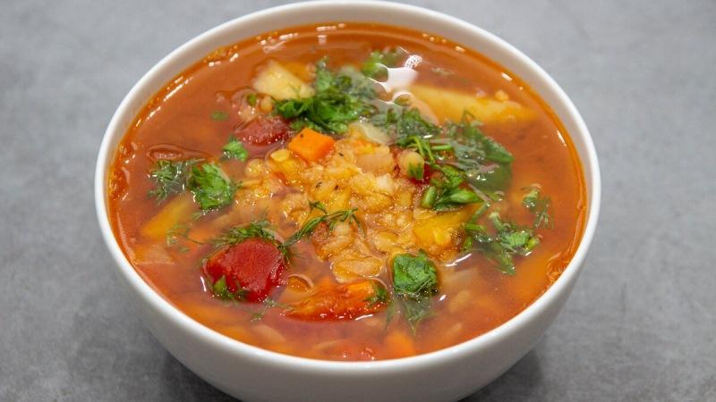 Муж попробовал и сказал, что вкуснее супа не ел: ещё и добавки попросил