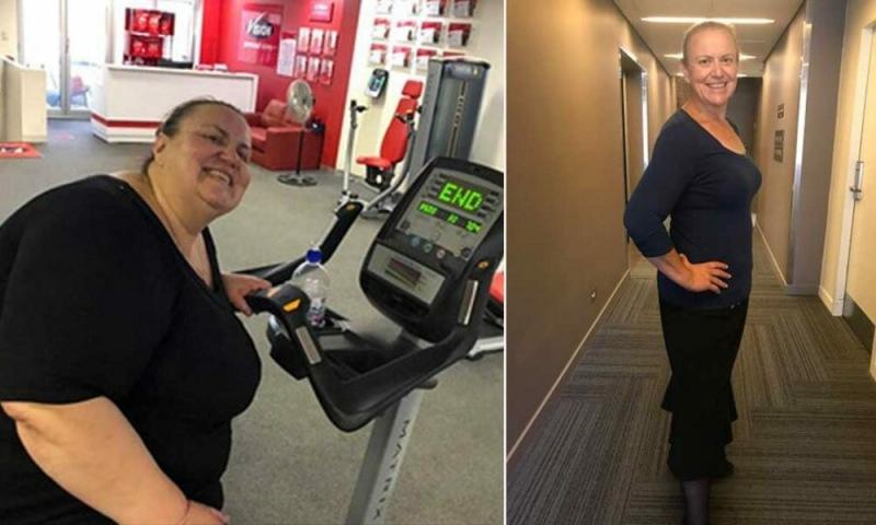 Похудеть на 140 кило: мотивирующая история Виктории