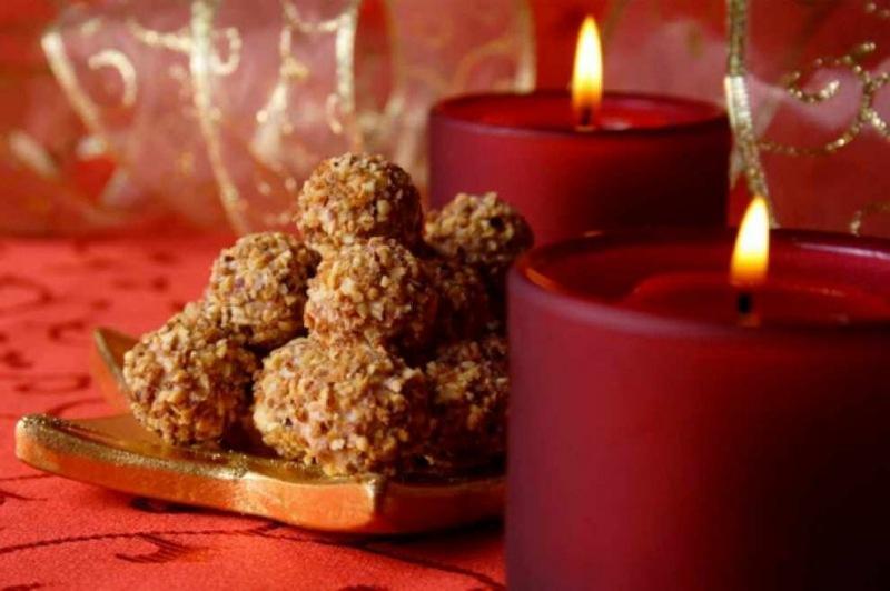 Полезные кето-сладости к новогоднему столу! Готовим по уникальным рецептам конфеты, печенье и мини-кексы