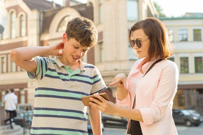 Совет психолога: не теряйте с подростком связь