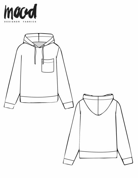 19 классных бесплатных выкроек из трикотажа   Спортивная и повседневная одежда   Шью сама