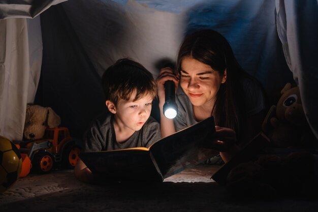 3 книги, которые мы читаем с сыном зимними вечерами. Надеюсь закончим их к весне