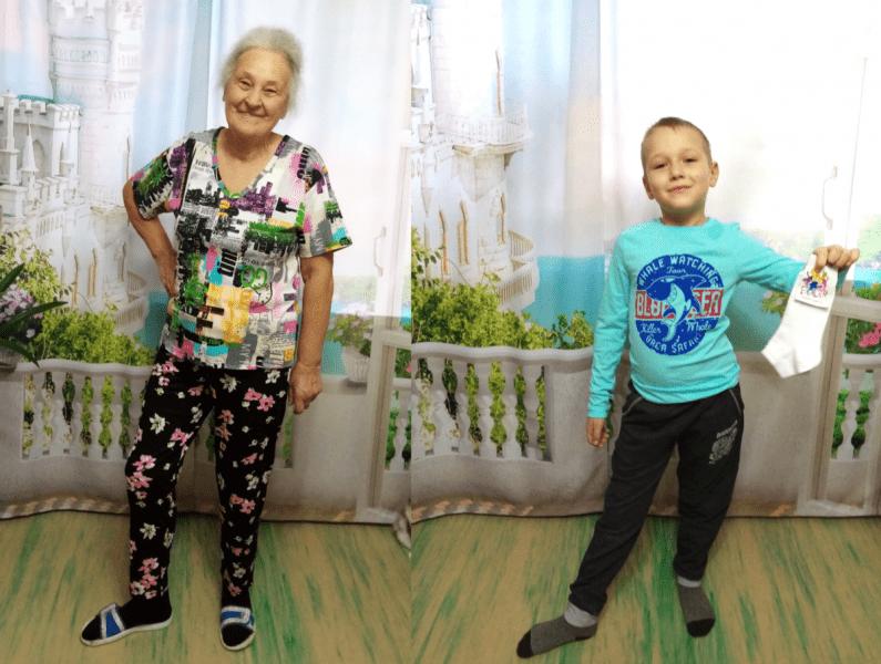 Два часа провели в Светофоре и набрали покупок на 4222 рубля вместе с бабушкой. Февральский обзор с распаковкой и чеками
