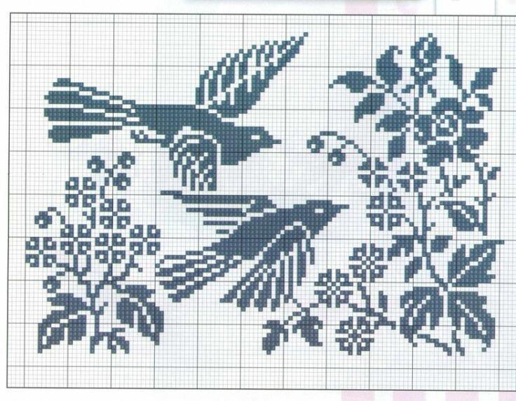 Филейное вязание это не только салфетки и подушки. Смотрите какие интересные и уникальные вещи можно создать.