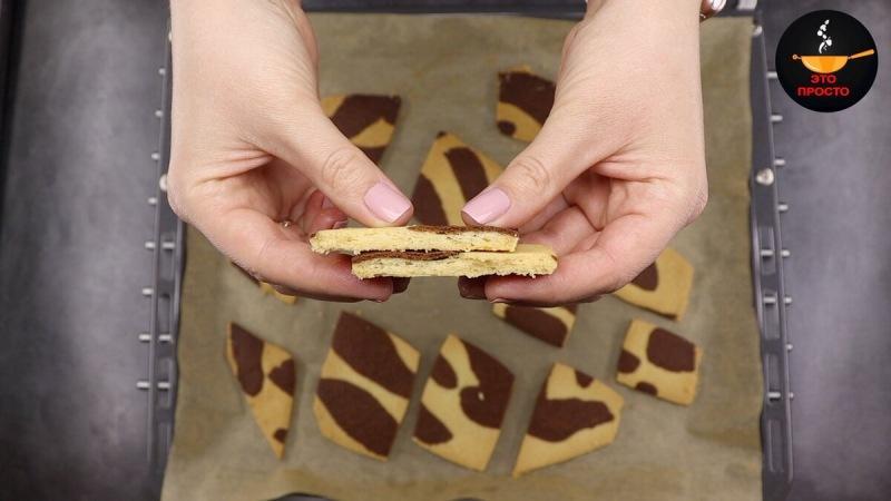 """Готовлю печенье """"Жираф"""": нашла рецепт, который меня полностью устраивает(и не нужно дорогих ингредиентов)"""