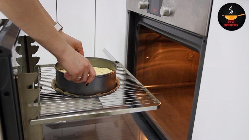 Готовлю воздушный кекс без соды, разрыхлителя и маргарина, лучше чем по ГОСТу (всё смешал и в духовку)