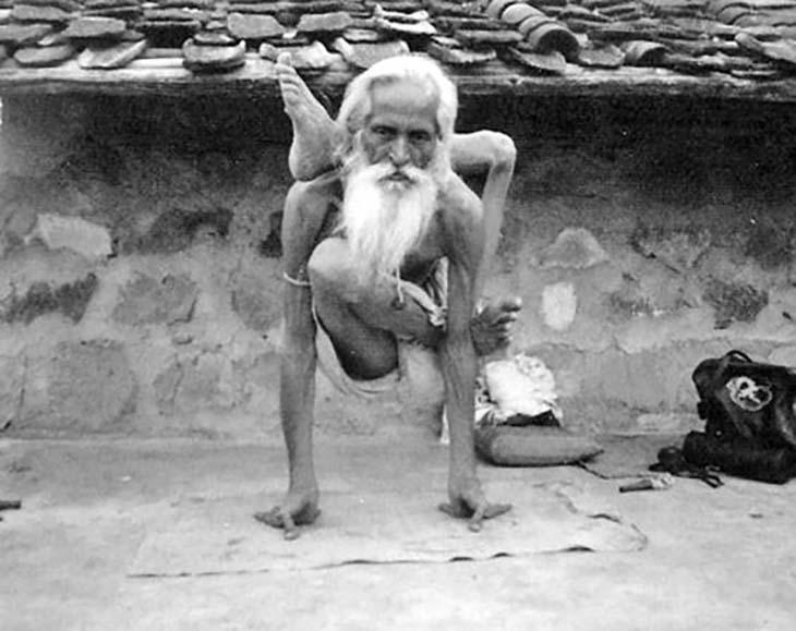 История йоги кратко
