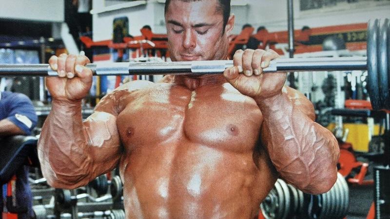 Каких упражнений достаточно, чтобы увеличить мышечную массу рук? Если тренируетесь штангой