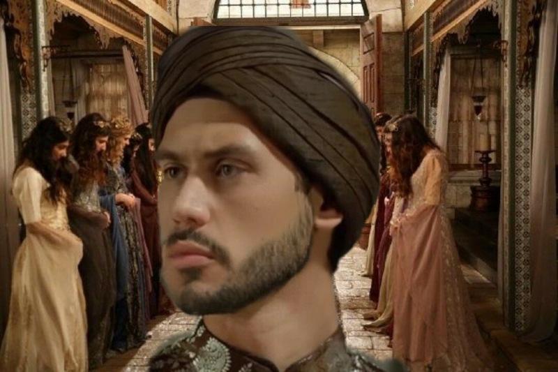 Когда султан Мурад решил принимать у себя других женщин, кроме Сафие-султан