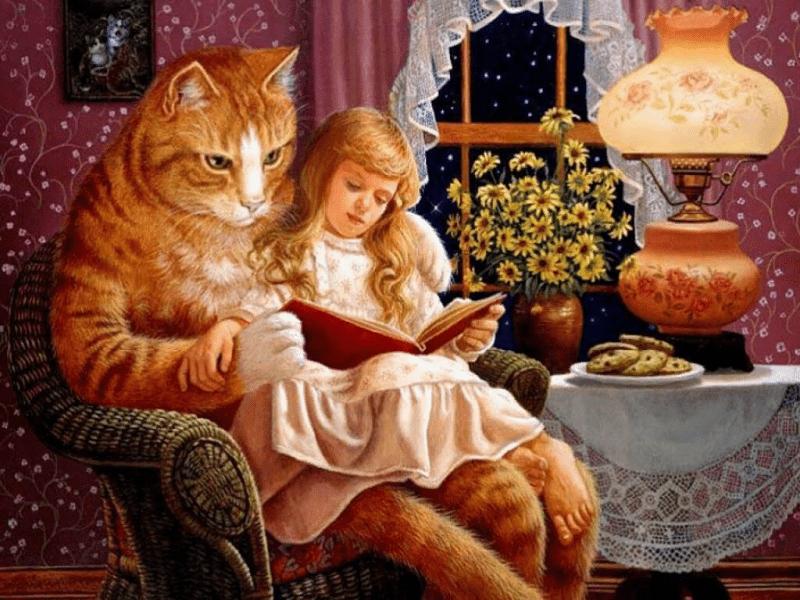 Назад в прошлое: я предлагаю три произведения для детей, а вы называете их автора