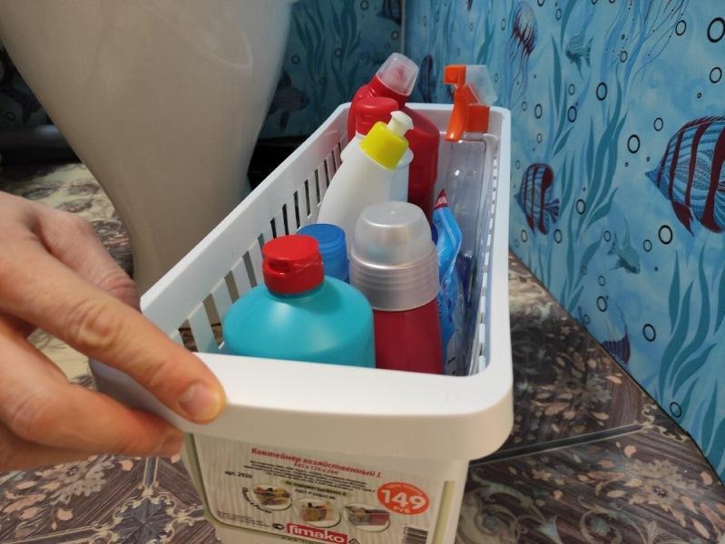 Проверено лично: Узкие контейнеры на колёсах за 149 р. оказались удобны в быту. Семь идей применения из опыта семьи и читателей