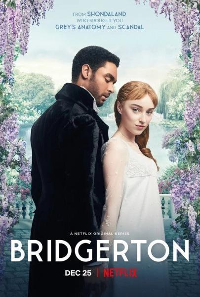 Сериал «Бриджертоны» — будто новый «Дом-2», который посмотрела даже моя бабушка!