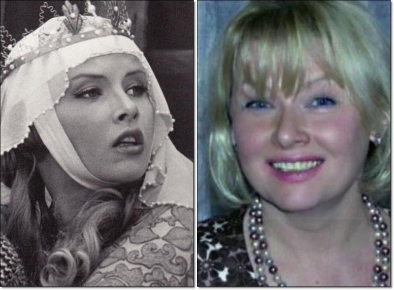 Судьба леди Ровены: как сложилась жизнь ослепительной красавицы Тамары Акуловой?