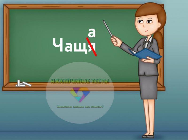 Тест. Хорошо ли вы учили Русский язык в школе? Только отличники могут набрать 7 из 9 правильных ответов