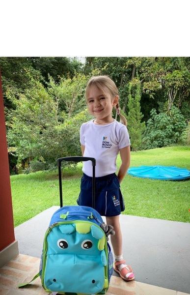 Записки из джунглей Бразилии - первый день в школе