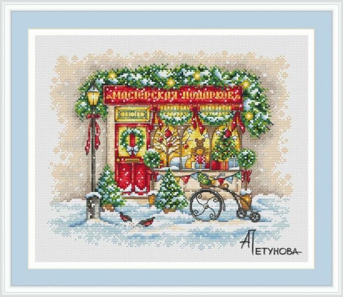 Зимние новинки от Анны Петуновой
