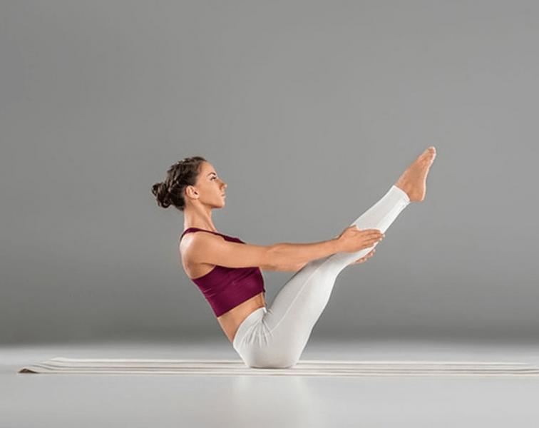 Йога для похудения – 3 упражнения для новичков (подробное описание + наглядные материалы)