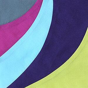 Лоскутная цветотерапия или долой прямые швы!