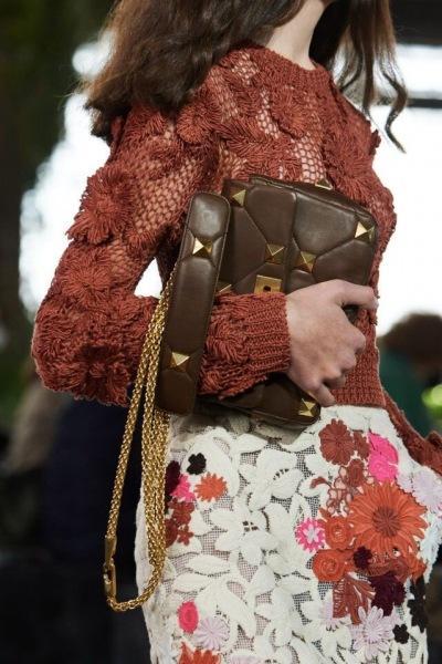 Мы с вами сможем это повторить- люксовые вещи от Chanel, Valentino, Dior, свяжем и вышьем сами!