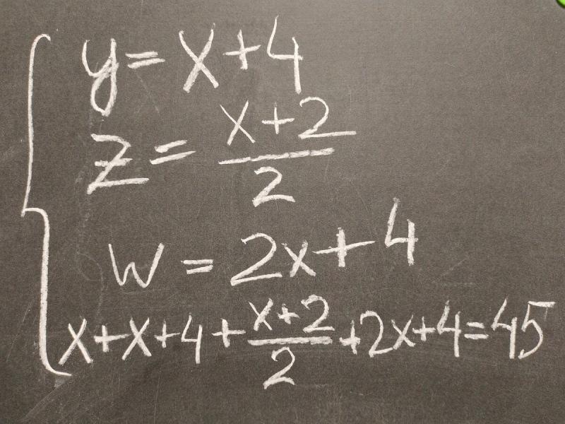 Ни разу не логическая задачка, которую не могут решить ученики в 10 классе