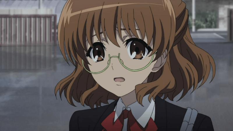 """Обзор аниме """"Иная""""."""