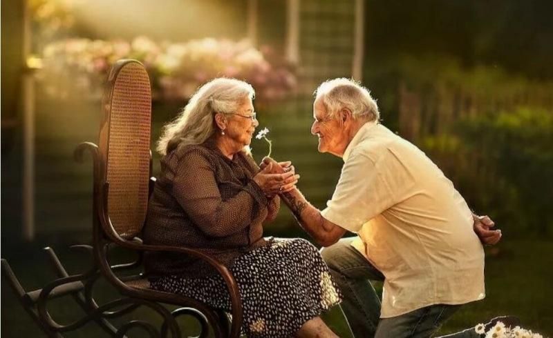 Одна простая мысль поможет нам полюбить нашу будущую  старость