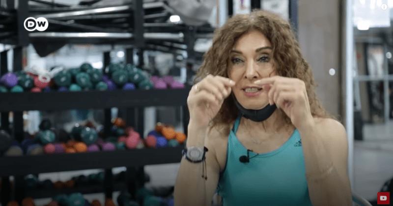 Поддельная 88 летняя фитнес-инструктор Нахида Абен: рекорды нужно подтверждать