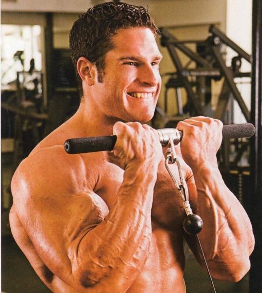 Руки титана. Важные аспекты тренинга
