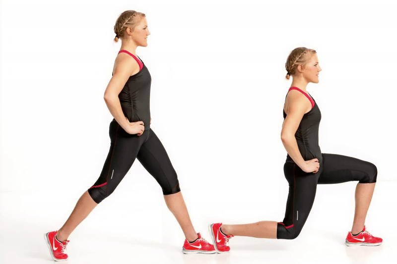 Три упражнения, портящие колени