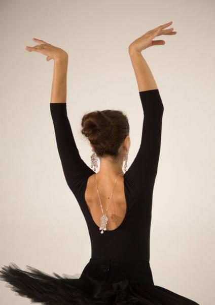 Уникальные упражнения балерин и моделей для королевской осанки