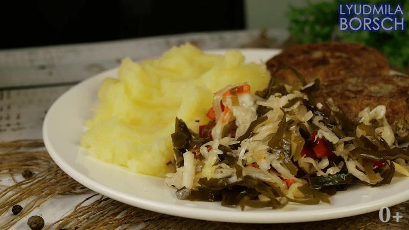Вкусный ужин без грамма мяса. Сытно и вкусно, даже остыть не успеет.