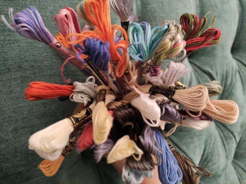 7 вредных советов от вышивальщицы