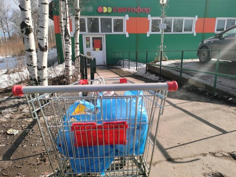Апрельская поездка в Светофор: Вышли из магазина с тремя пакетами покупок на 1890 рублей. Обзор с распаковкой и дегустацией
