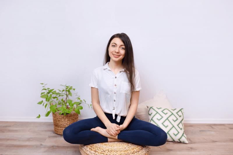 Хатха-йога. Комплекс «Весеннее пробуждение». Алла Долгова