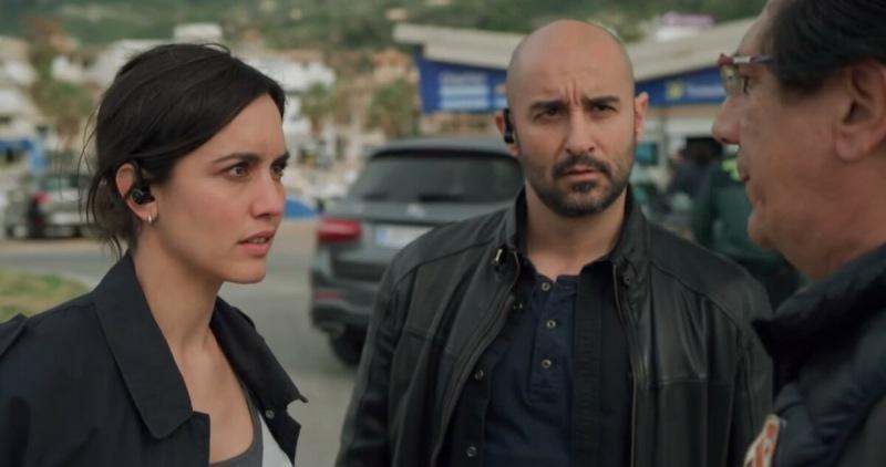 Испанский детектив.Долгожданное продолжение великолепного первого сезона (2021г.)