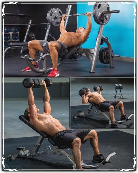 Качаем верхнюю часть груди. «Грудь колесом» – 5 лучших упражнений