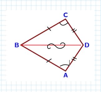 Легко вычисляем углы в четырехугольнике. Задание 17 ОГЭ