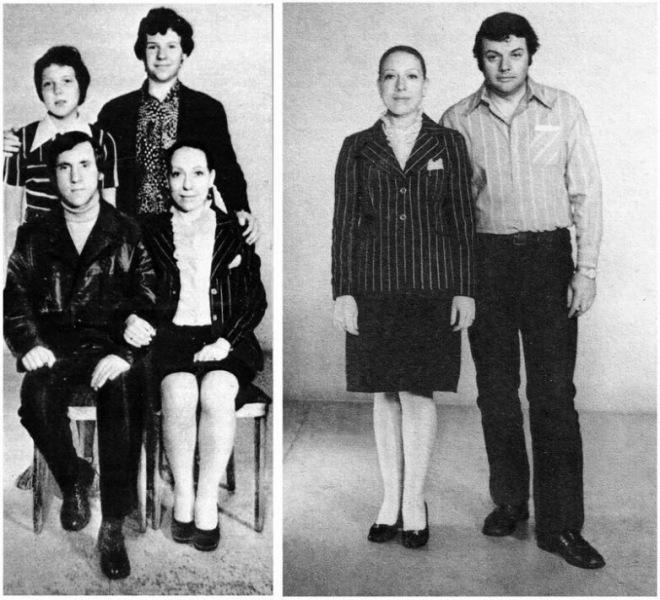 Несыгранные роли советских актеров. Архивные фото-пробы.