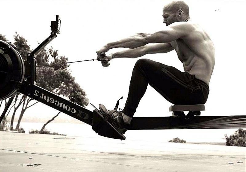 Нет дня ног, дня спины и прочего. Как тренируется Джейсон Стэтхэм