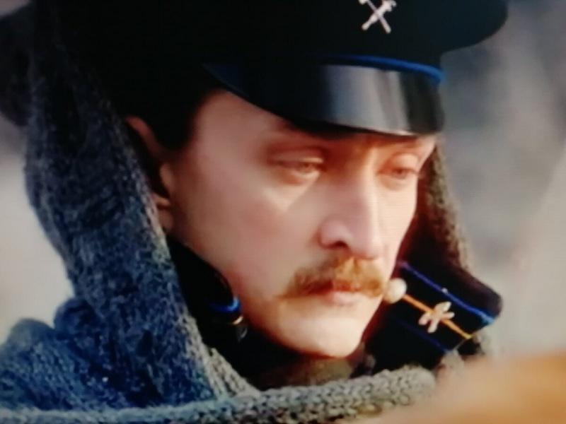 "Отзыв на сериал ""Угрюм-река"" (2021)"